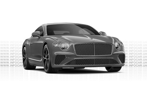 Цвета Continental GT